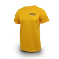 NAVY PT Yellow Short Sleeve T-Shirt - New Balance