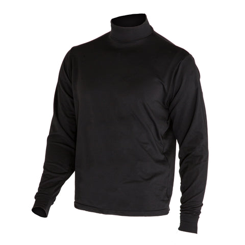 US Navy Black Mock Turtleneck