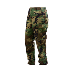 ARMY Woodland Camouflage BDU Trousers