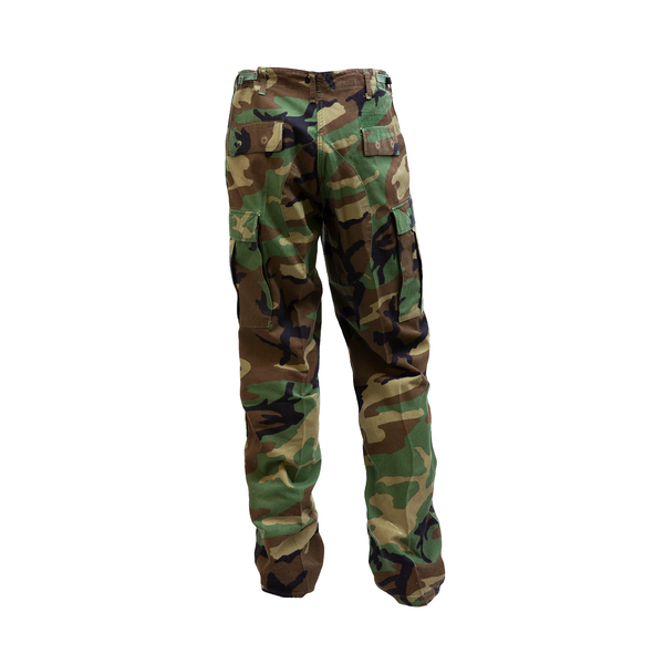 AS-IS ARMY Woodland BDU Trousers