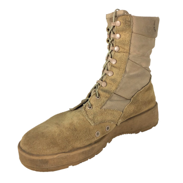 AS-IS ARMY Men's Desert Hot Weather Combat Boots (Altama)