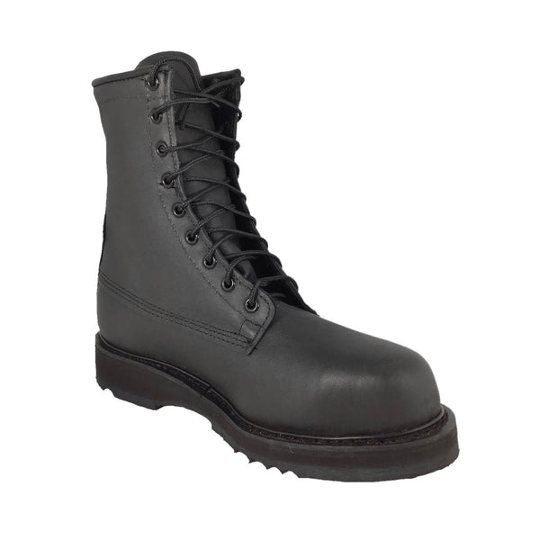 ARMY/NAVY Men's Black Steel-Toe Boots (Bates)