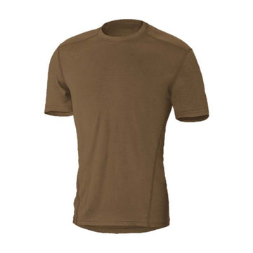 NAVY DRIFIRE Fire Resistant Short Sleeve Shirt, Coyote Brown