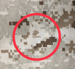 AS-IS USMC MARPAT Desert Blouse - No Insect Guard