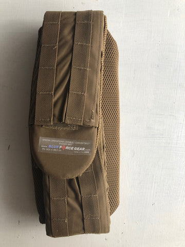SOC-C Modular Padded Belt