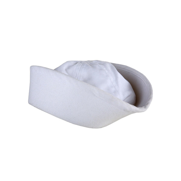 "AS-IS NAVY Enlisted White Dress Cover - ""Dixie Cup"""
