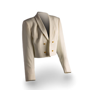 US Navy Women's Formal Dress White Jacket