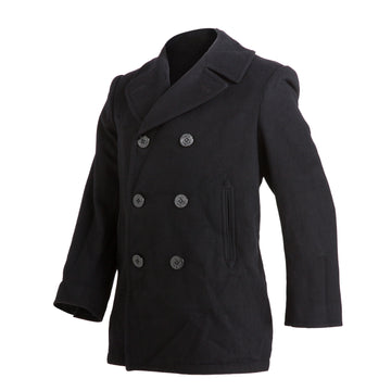 NAVY Men's Enlisted Peacoat