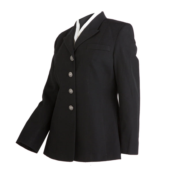 AS-IS NAVY Women's Enlisted Dress Blue Coat