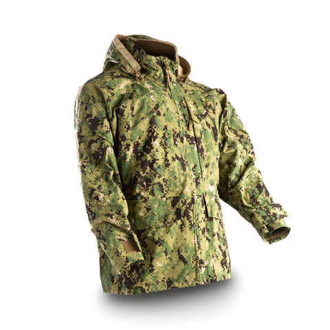 US Navy NWU Type III Parka