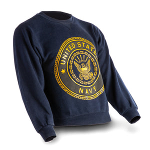 US Navy Sweat Shirt - Crew Neck