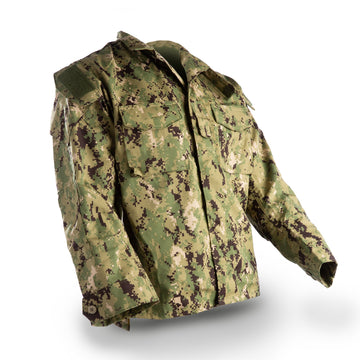 NAVY NWU Type III Blouse + Insect Shield