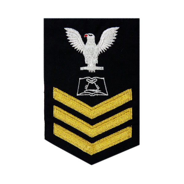 NAVY Men's (E6) Rating Badge -Culinary Specialist