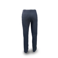AS-IS NAVY Men's SDB Poly/Wool Trousers - Classic Fit