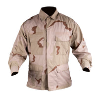 NAVY BDU Tri-Color Desert Blouse