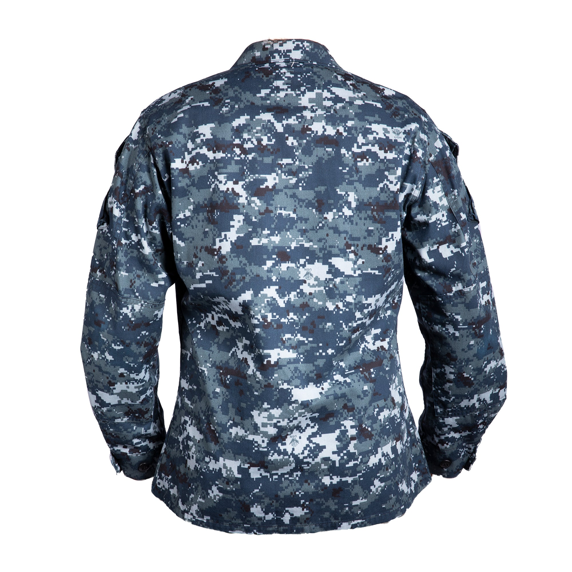 1 Jacket  Blouse All Sizes Pre-owned Military Navy Uniform NWU Type