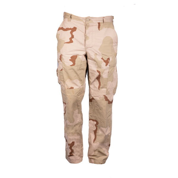 AS-IS NAVY BDU Tri-Color Desert Trousers