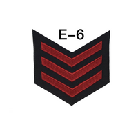 NAVY AS-IS Men's E4-E6 (MT) Rating Badge: Missile Technician- SDB