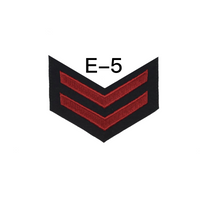 NAVY Men's E4-E6 Rating Badge: No Rate - SDB