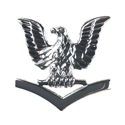 NAVY Mirror Finish Reg Device - E4 Petty Officer Third Class