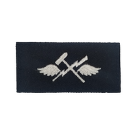 NAVY (AS) Striker Mark Rating Badge: Aviation Support Equipment Technician - SDB