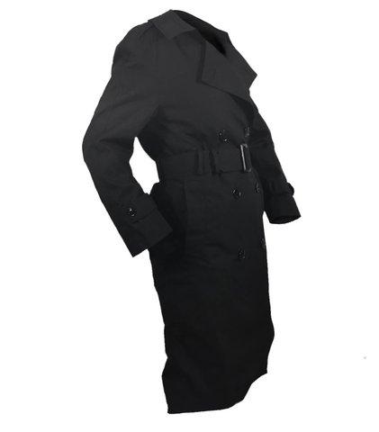 NAVY Women's All Weather Coat - All Services with Belt