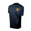 NAVY PT Shirt High Performance - Forged By The Sea