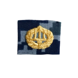 Navy NWU Type 1 - Command Ashore Badge