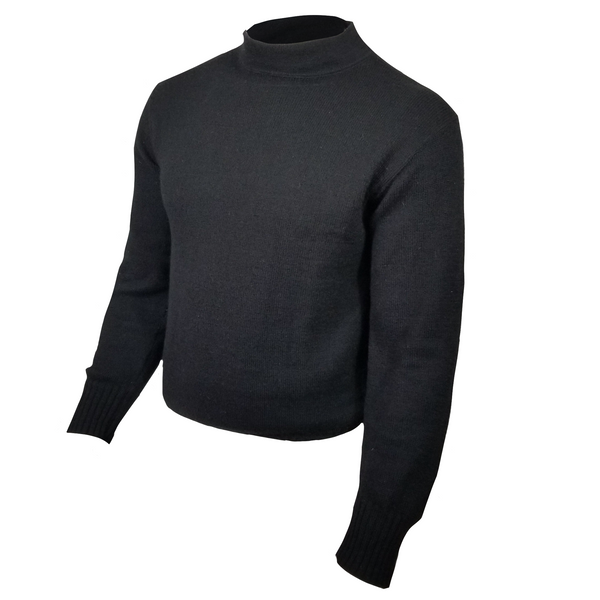 NAVY GOB Deck Sweater - Wool