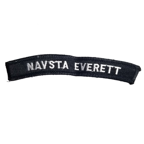 NAVY Navsta Everett Boat Rocker Patch