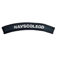 NAVY Navscoleod Boat Rocker Patch