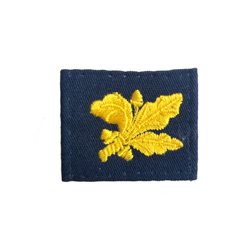NAVY Coveralls Supply Officer Collar Device