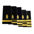 NAVY O1-O6 Soft Shoulder Board: Dental Corps