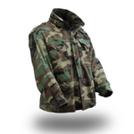 ARMY Woodland BDU Coat
