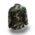 AS-IS ARMY M-65 Woodland Field Jacket