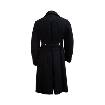 WWII USSR Men's Trench Wool Coat