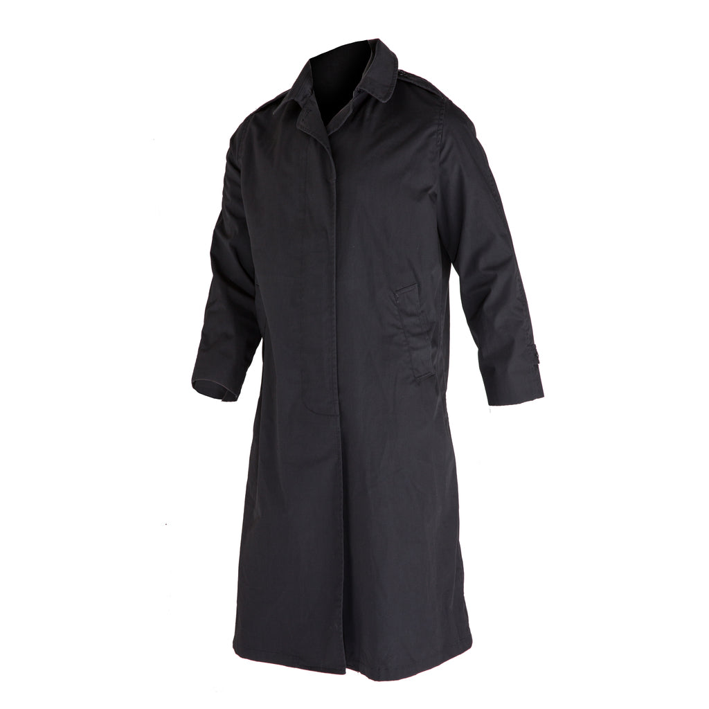 AS-IS NAVY Men's All Weather Coat - No Belt