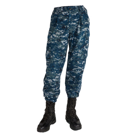 US Navy Official Men's and Women's NWU Trousers