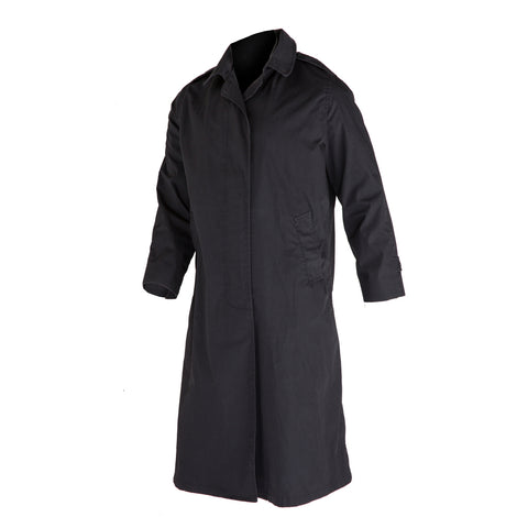 US Navy Men's All Weather Coat, Single Breasted