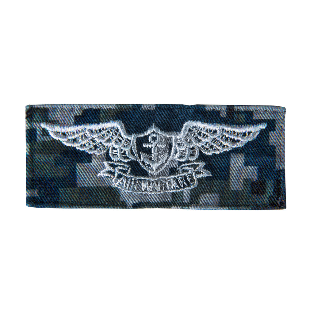 NAVY NWU Type 1 - Aviation Warfare Qualification Badge