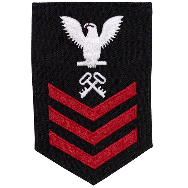 NAVY Women's E4-E6 (LS) Rating Badge: Logistic Specialist - SDB