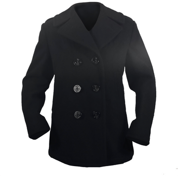 NAVY Women's Enlisted Peacoat