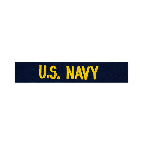 "NAVY Coveralls ""U.S. NAVY"" Tape"