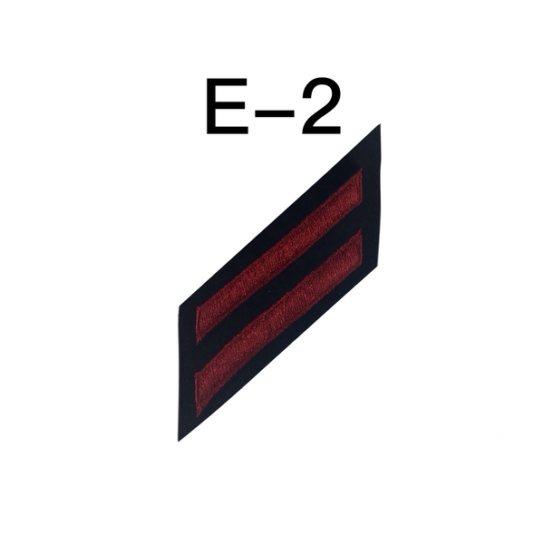 NAVY E2 & E3 (MM) Combination Rating Badge: Machinist Mate - SDB