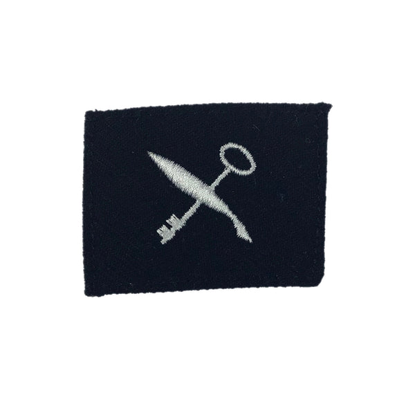 NAVY (SH) Striker Mark Rating Badge: Ship's Serviceman- SDB