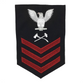 NAVY Men's E4-E6 (DC) Rating Badge: Damage Controlman - SDB