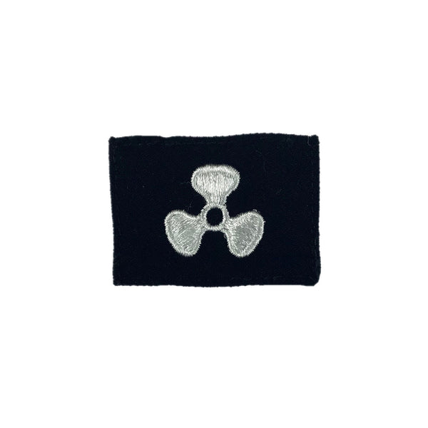 NAVY (MM) Striker Mark Rating Badge: Machinist Mate - SDB