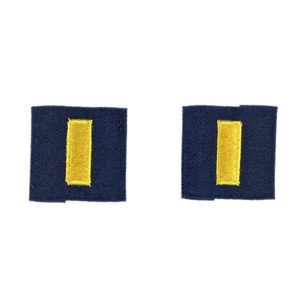 NAVY Coveralls Gold ENS Collar Device