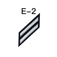 NAVY E2 & E3 (RP) Combination Rating Badge: Religious Program Specialist - SDB