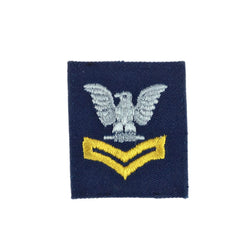 NAVY Coveralls Petty Officer 2nd Class Collar device